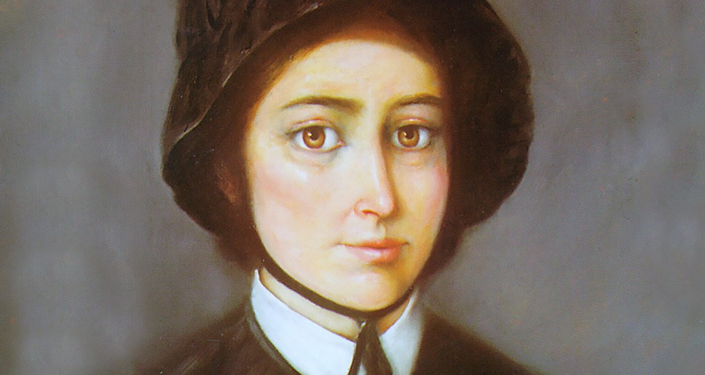 St. Elizabeth Ann Seton: a Life of Pain & Joy