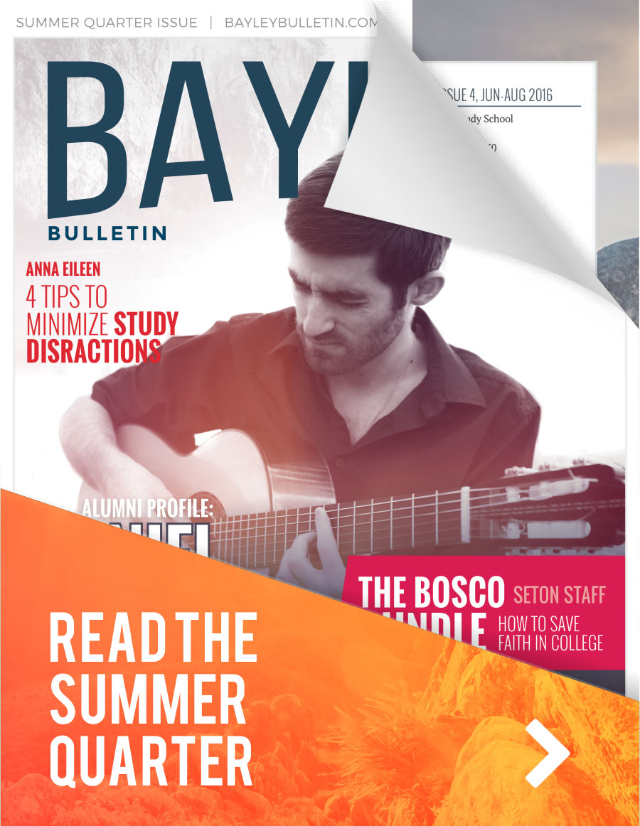 Read the Summer Issue of the Bayley Bulletin