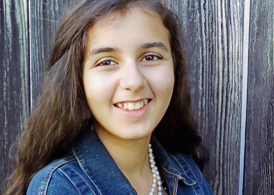 Student Profile: Marie Valdovinos