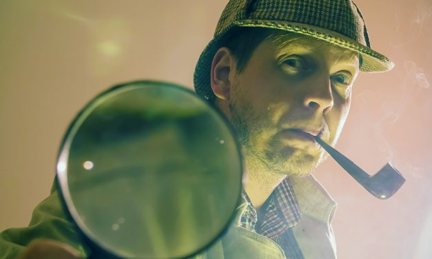 Sherlock Holmes and the Case of the Strange Infant | by Katelyn Daniels