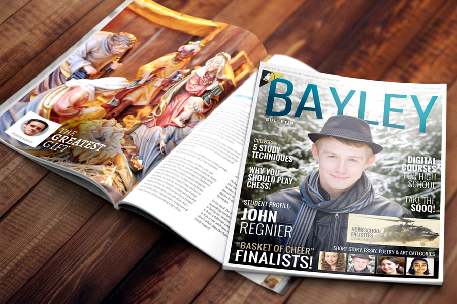 The Winter Quarter Issue of the Bayley Bulletin