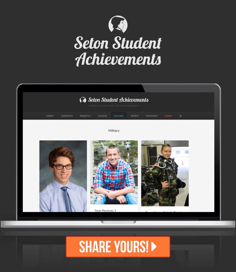 Seton Student Achievements