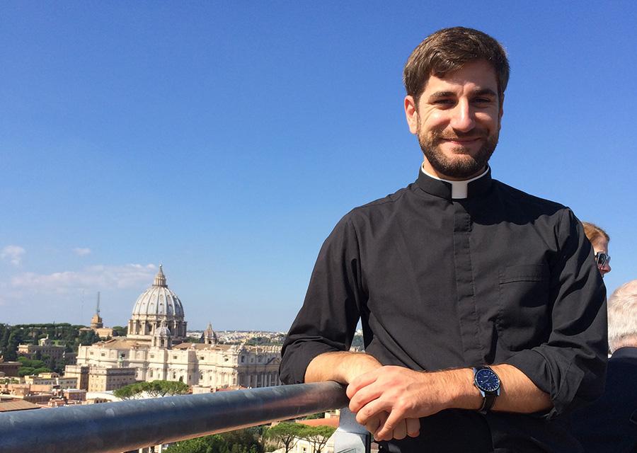 Alumni Profile: Fr. Daniel Sedlacek