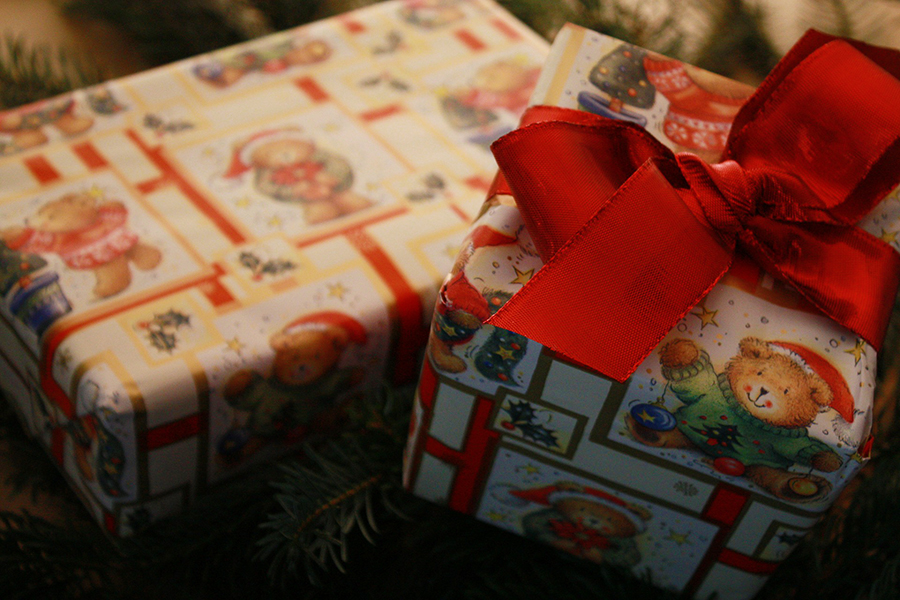 The Tradition of Grandma's Presents
