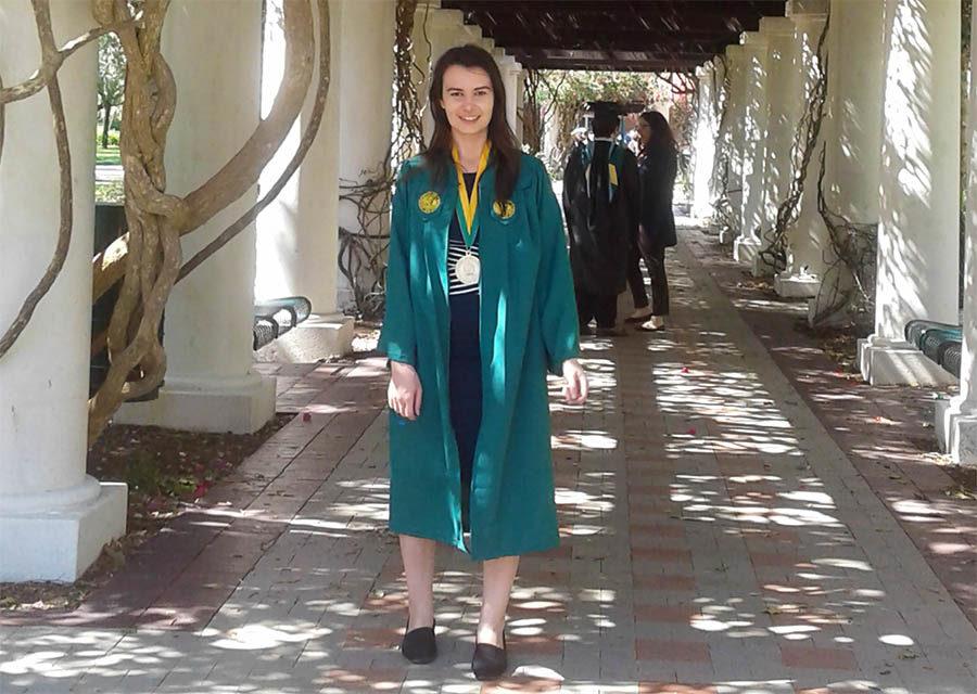 Alumni Profile: Mary Aragona