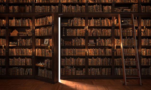 The Doorways of Literature  | An Essay by Margaret Caffery