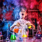 Lights, Chemistry, Action!   An Essay by Immanuel Portus