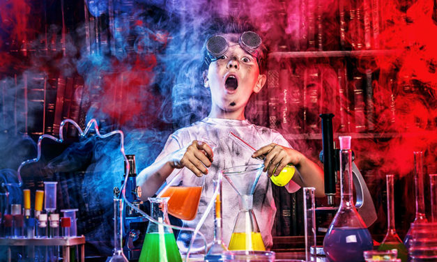 Lights, Chemistry, Action! | An Essay by Immanuel Portus