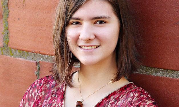 Student Profile: Carmen Payne