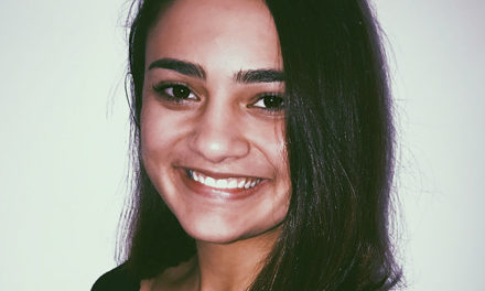 Student Profile: Kateri Campbell