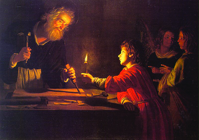 3 Lessons from St. Joseph Model of Christian Perfection