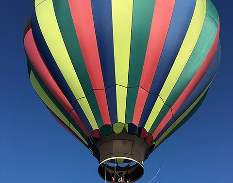 Aim High And Soar – Seton Alumna in World Ballooning Competition