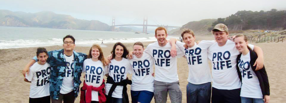 Crossroads Pro-Life Alumni Shares How Seton Influenced Him